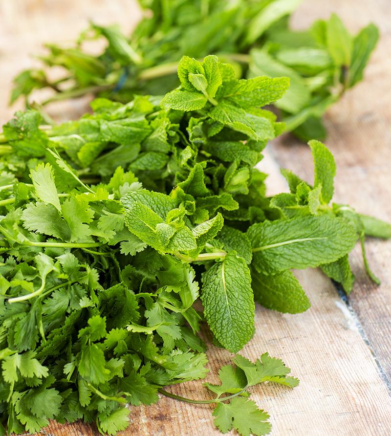 grön chutney