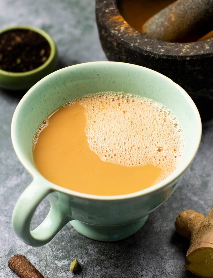 Masala chai – indiskt kryddigt te