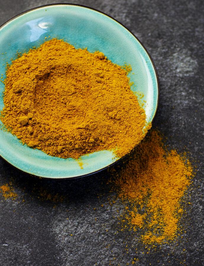 Gul curry – inte så indiskt som du tror