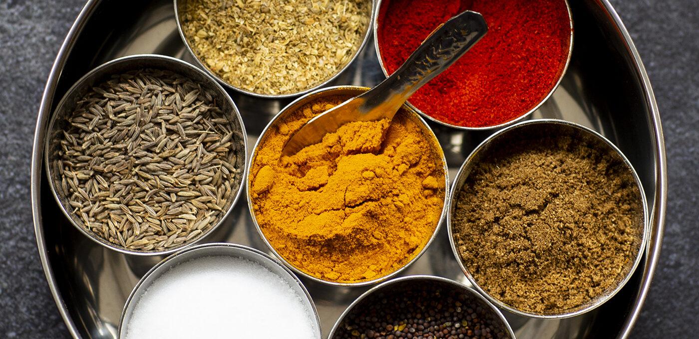 Indisk kryddor – 7 kryddor du måste ha