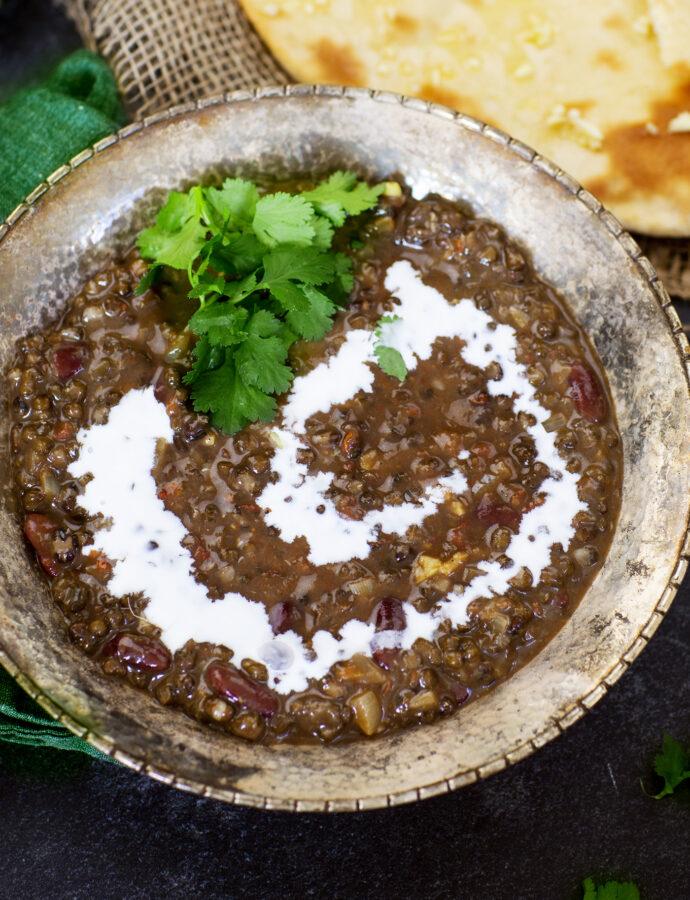 Dal makhani – Indiska linsgrytan som alla älskar