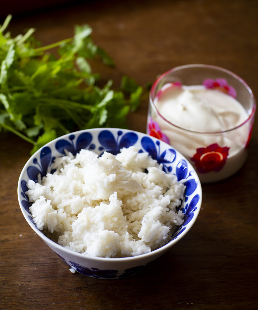 yoghurtris curd rice