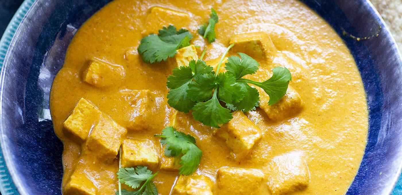 Paneer butter masala – paneer makhani