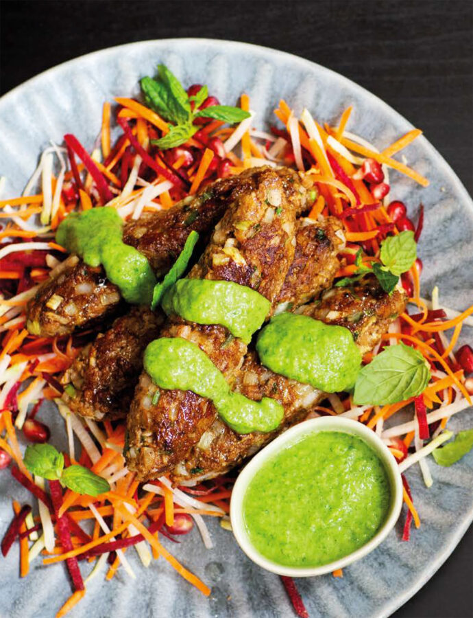 Seekh kebab – Indisk kebab