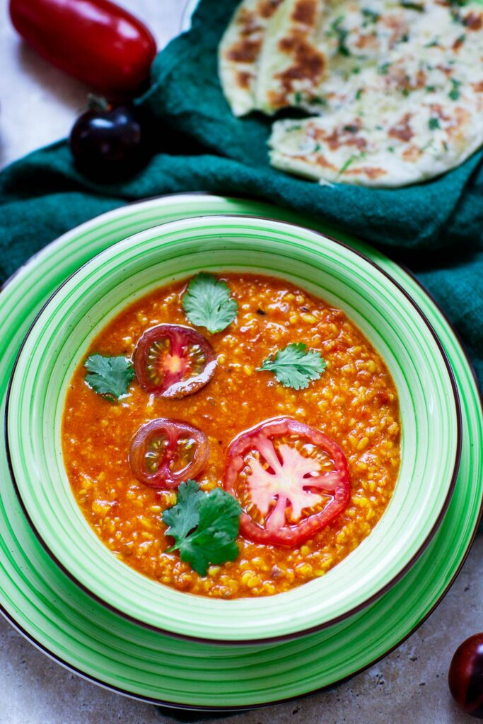 tomatdal dal tomat
